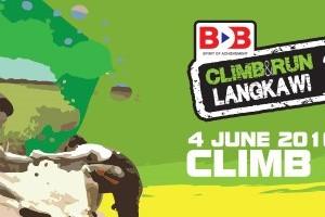 BDB Triple Challenge – Langkawi Climb & Run 2016