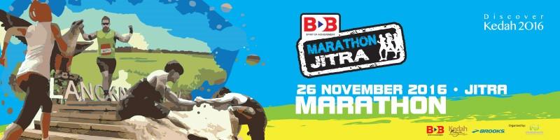 BDB Triple Challenge – Marathon Jitra 2016