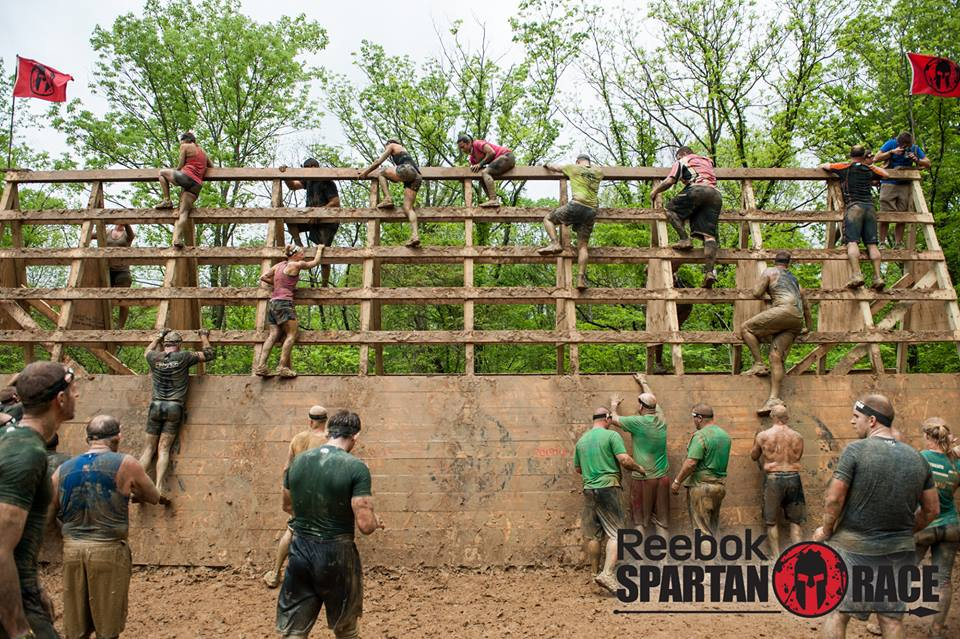 spartan wall obstacle