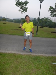 photo credits : Tan Kim Lai ... taken probably after 90k completed