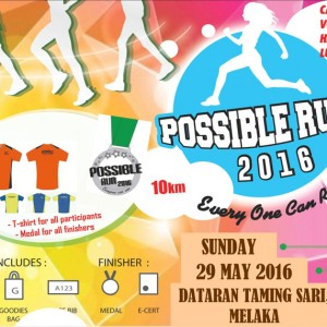 Malacca Possible Run 2016