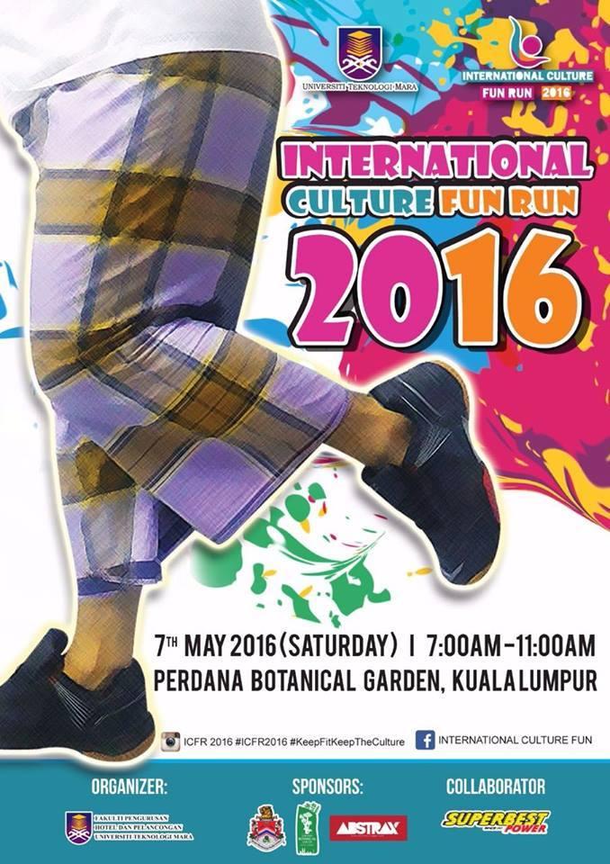 International Culture Fun Run 2016