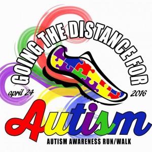 7KM Autism Awareness Fun Run/Walk (KK) 2016