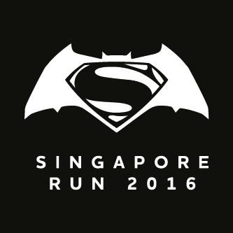 Batman v Superman Run Singapore 2016