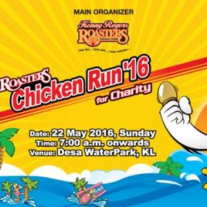 Roasters Chicken Run 2016