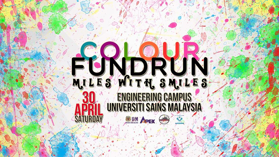 Colour Fund Run 2016