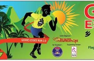 Geddes Estate Run 2016