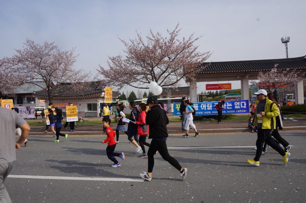 gyeongju race 1
