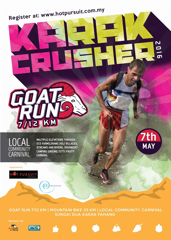 Karak Crusher 2016 Goat Run