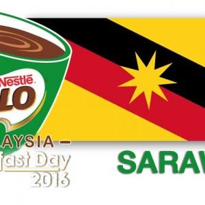 Milo Breakfast Day Sarawak 2016