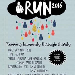 Raincoat Run 2016