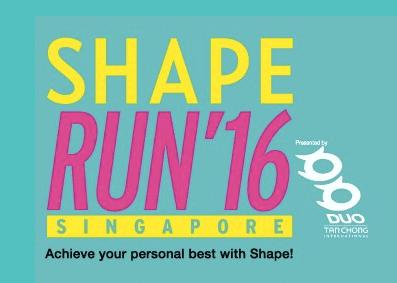 Shape Run 2016