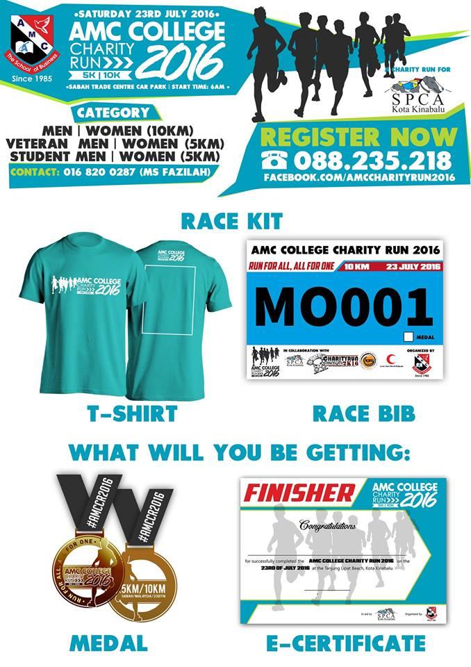 Race pack