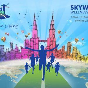 SkyWorld Wellness Run 2016