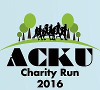 ACKU Charity Run 2016