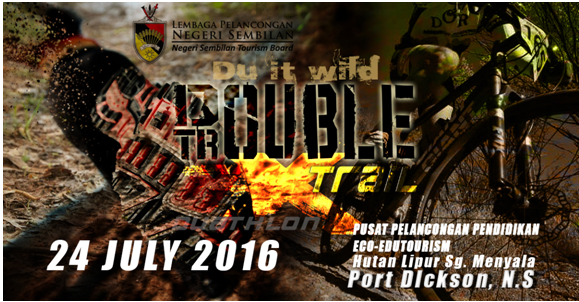 Double Trouble X-Trail Duathlon 2016