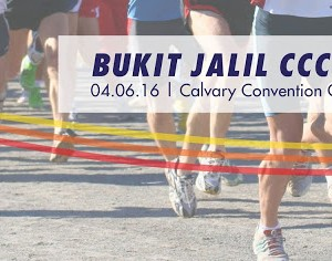 Bukit Jalil CCC Run 2016