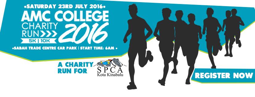 AMC College Charity Run 2016