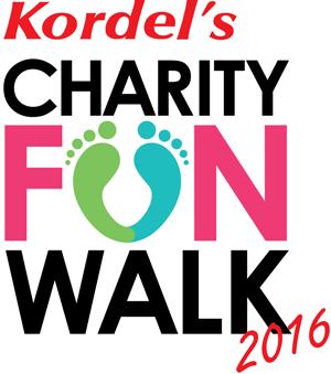 Kordel's Charity Fun Walk 2016