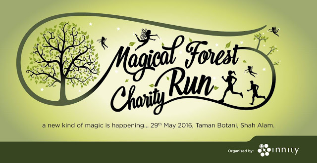 Magical Forest Charity Run 2016