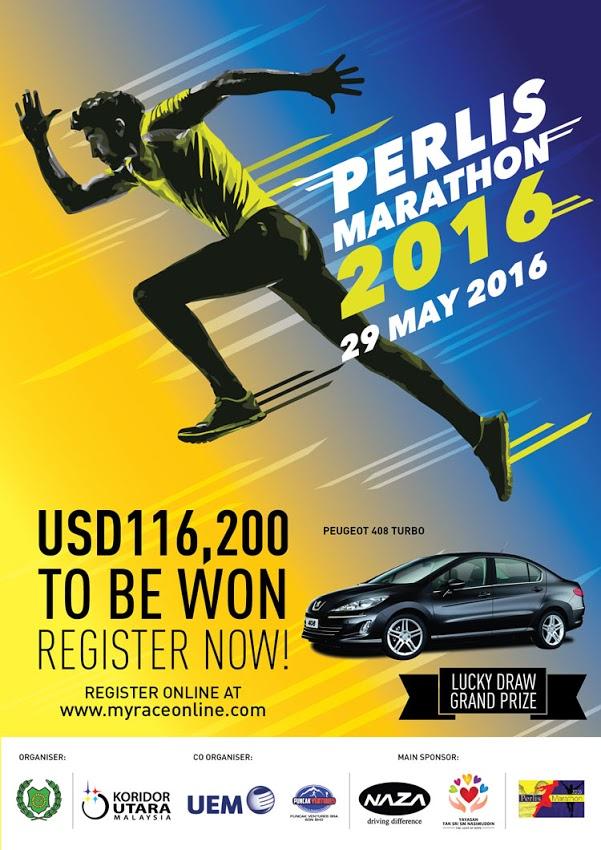 Perlis Marathon 2016