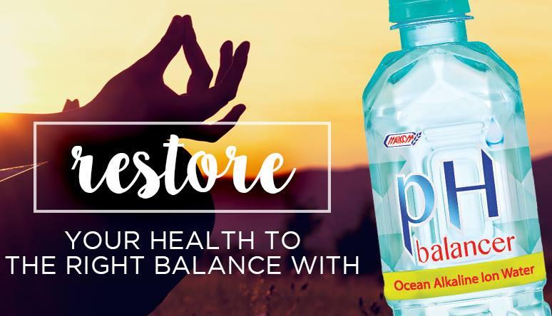 ph balancer restore
