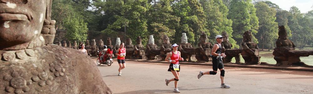 Angkor marathon