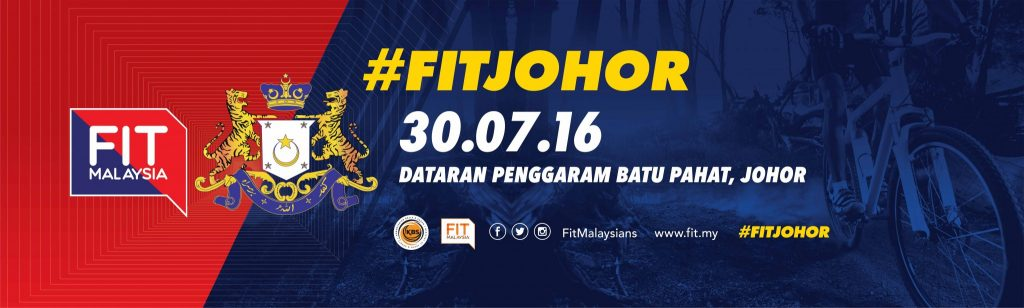 Fit Malaysia Johor 2016