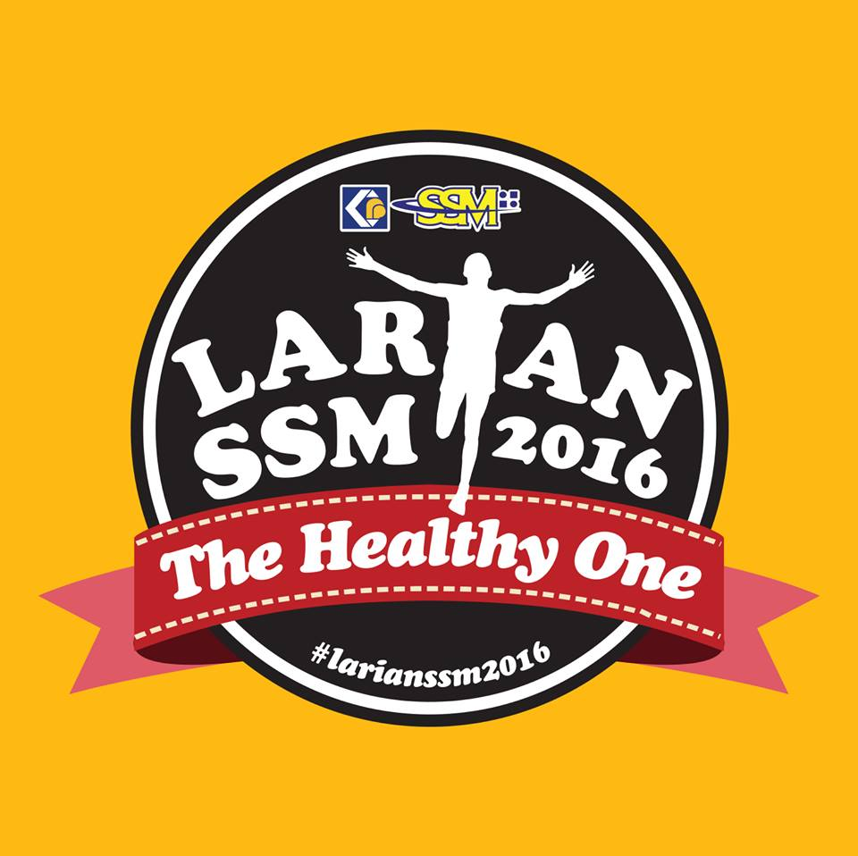 Larian SSM 2016 10km Nationwide Charity Run
