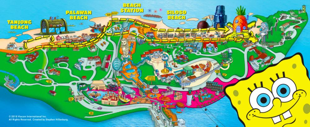 Spongebob2016_Map