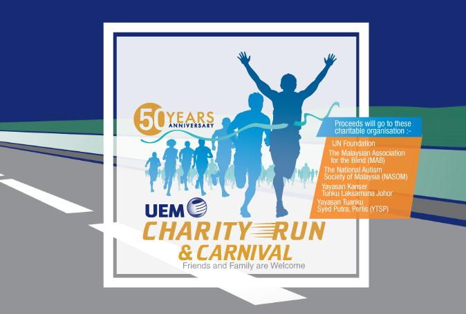 UEM Charity Run 2016 – Johor