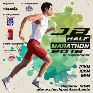JB Half Marathon 2016