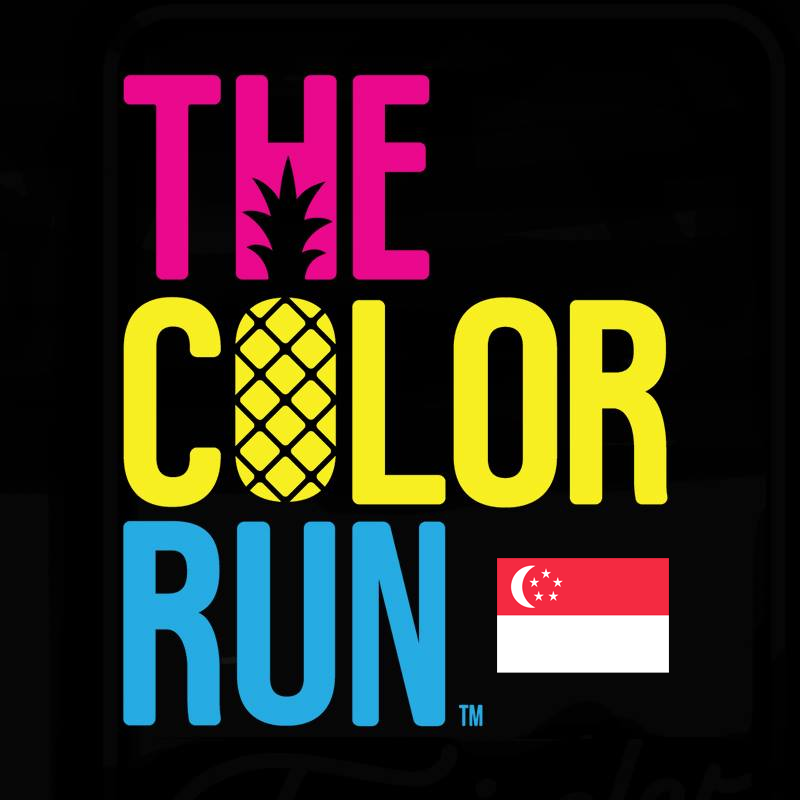The Color Run Singapore 2016