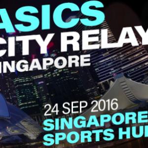 ASICS City Relay Singapore 2016