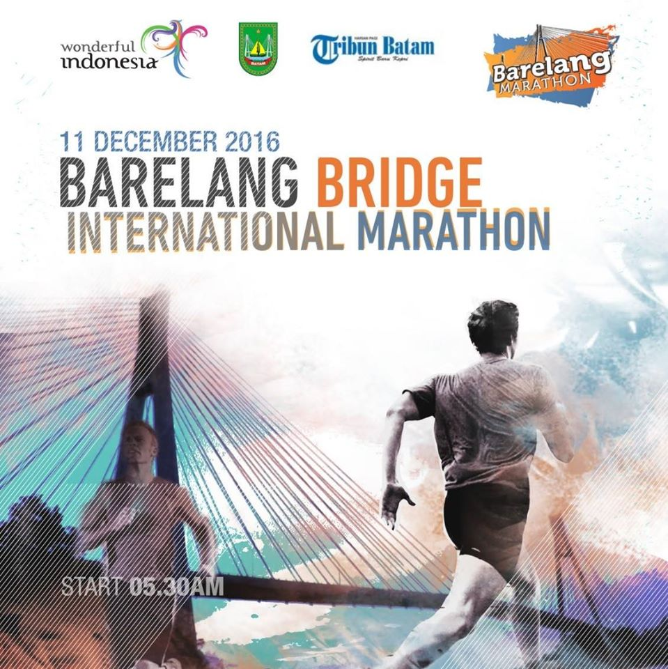 Barelang Bridge International Marathon 2016