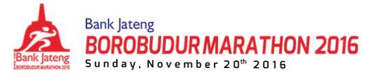 Borobudur Marathon 2016