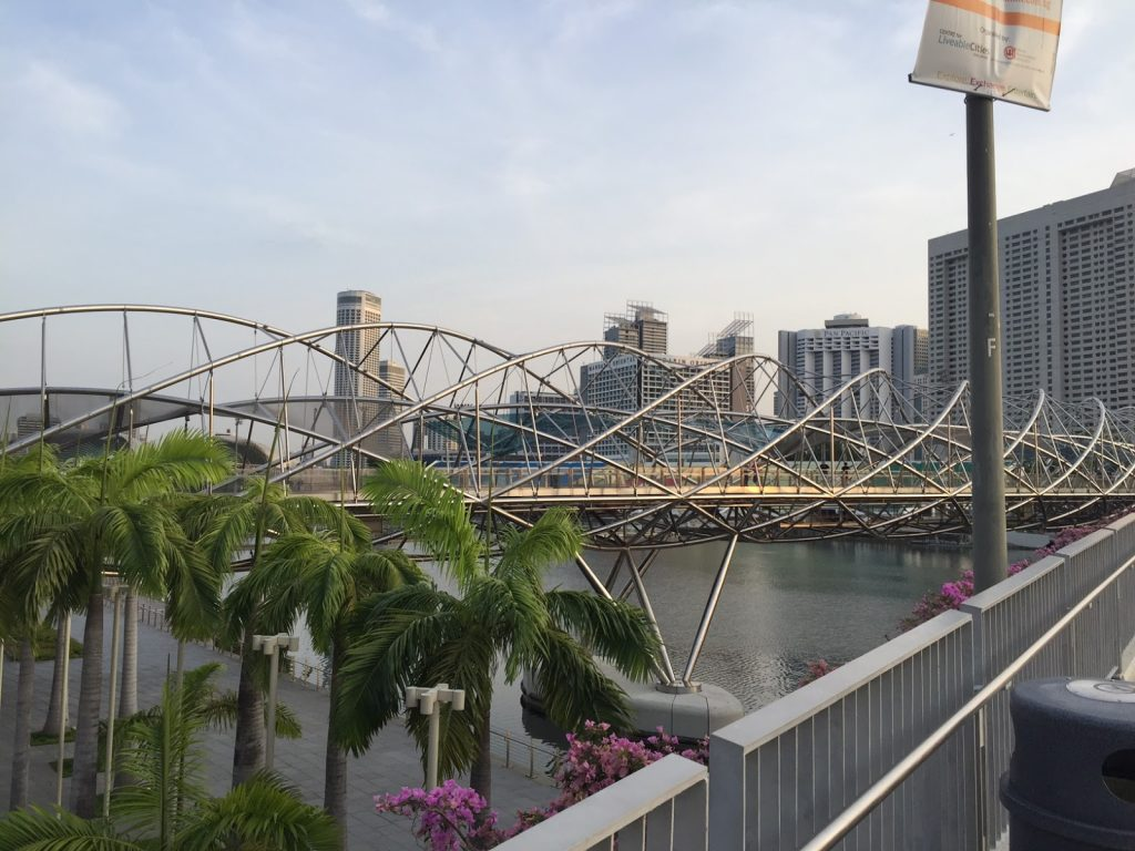 The Helix Bridge
