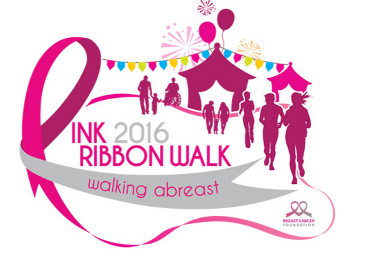 Pink Ribbon Walk 2016