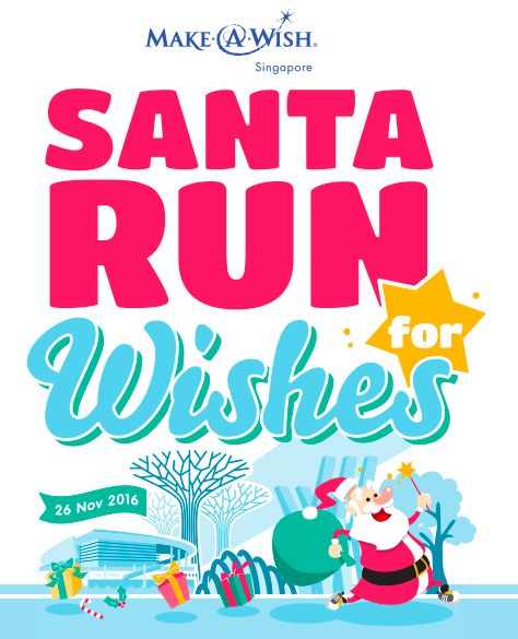 Santa Run for Wishes 2016