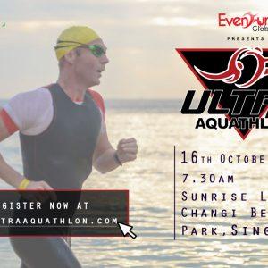 Ultra Aquathlon Singapore 2016