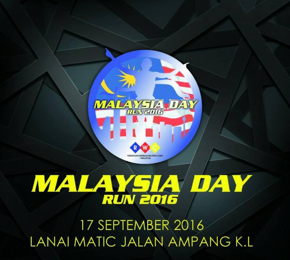 Malaysia Day Run 2016