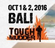 Tough Mudder Bali 2016