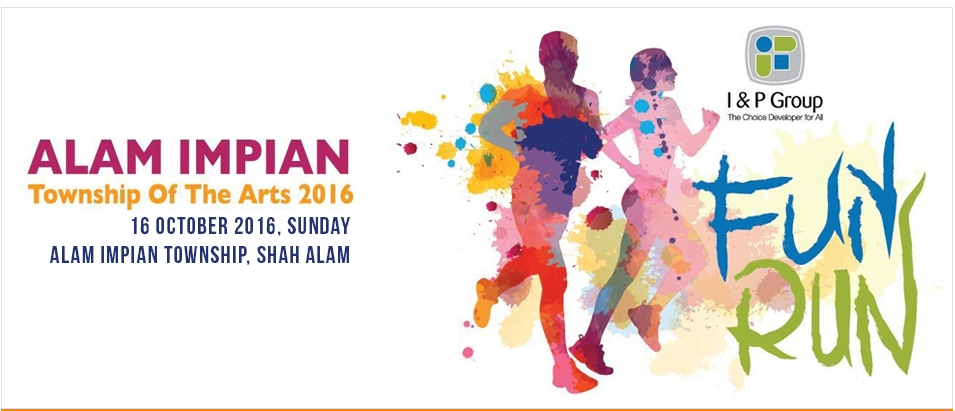 Fun Run Alam Impian 2016