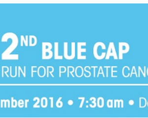The 2nd Blue Cap Relay Run For Prostate Cancer 2016