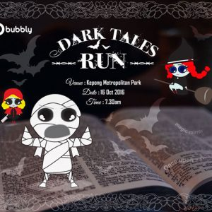 Dark Tales Run 2016