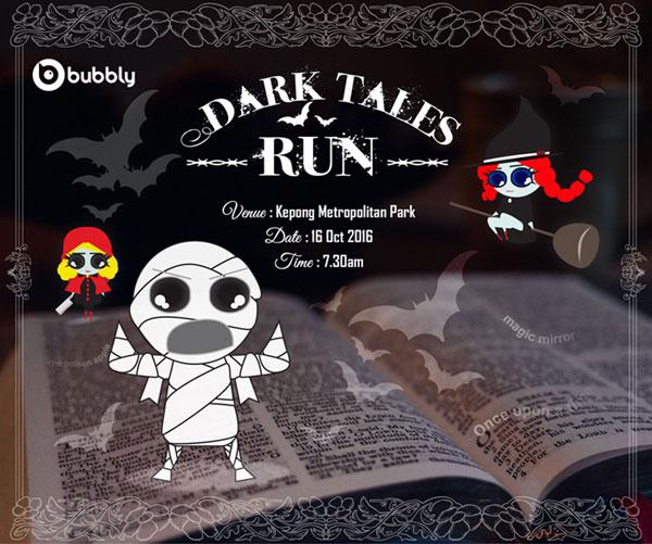 Dark Tales Run 2016
