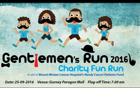 Gentlemen's Run 2016