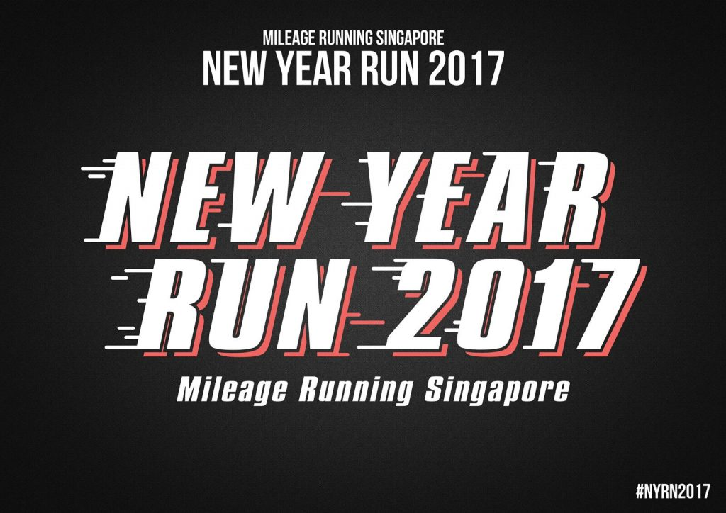 Mileage New Year Run 2017