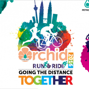 Orchid Fun Run And Ride 2016