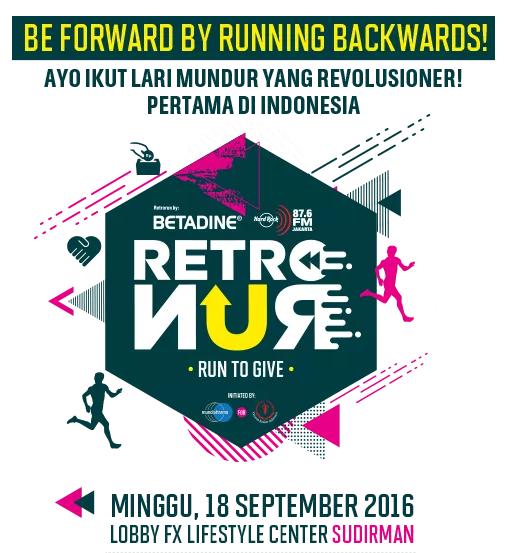Retro Run 2016